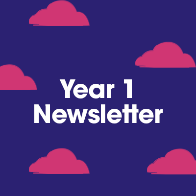 Year 1 Newsletter